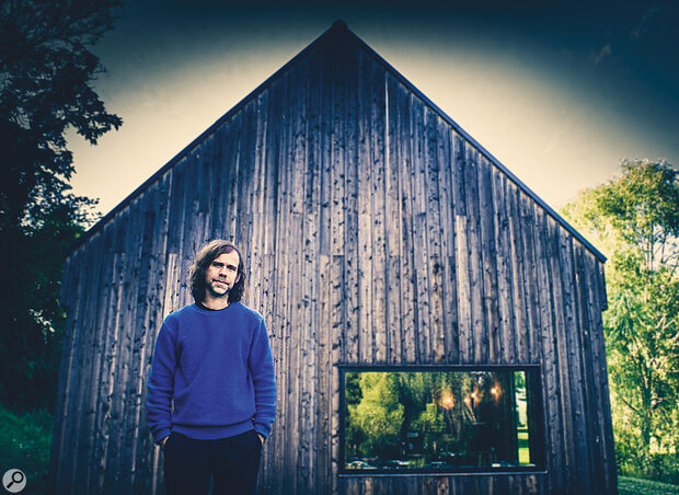 Aaron Dessner at Long Pond Studios.