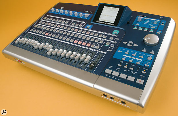 Tascam 2488 MkII Digital Portastudio