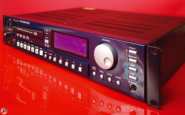 Tascam DVRA1000HD