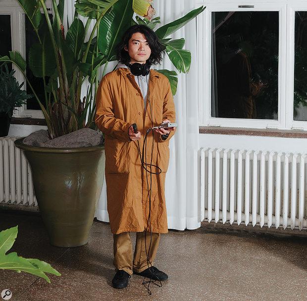 Tatsuya Takahashi: Synth Designer
