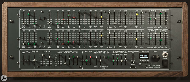 Some instruments like the Deckard's Dream from Black Corporation have supported MPE from the word go...