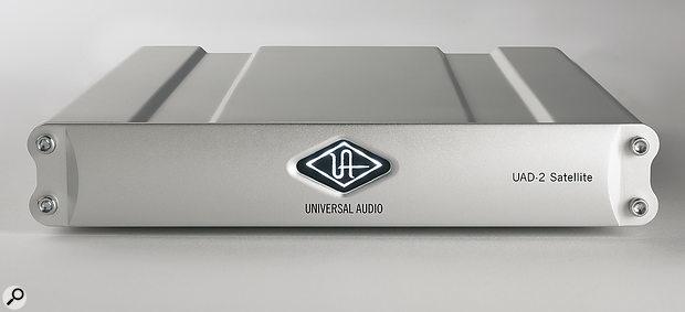 Universal Audio UAD2 Satellite