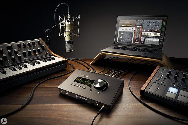 Universal Audio Apollo x4 & Twin X