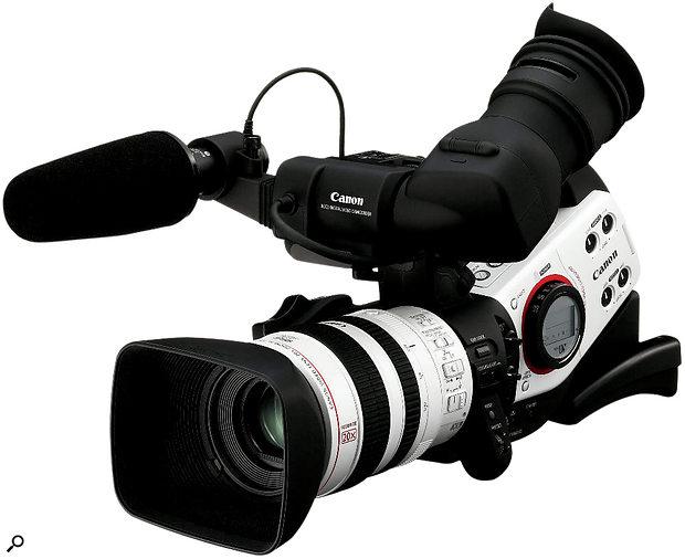 Canon video camera.
