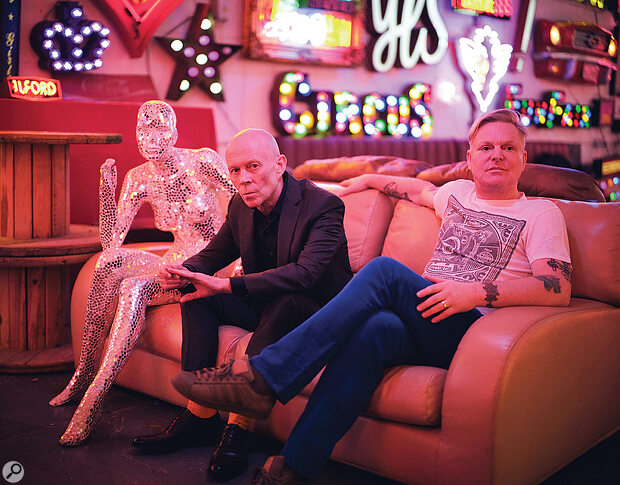 Vince Clarke and Andy Bell.