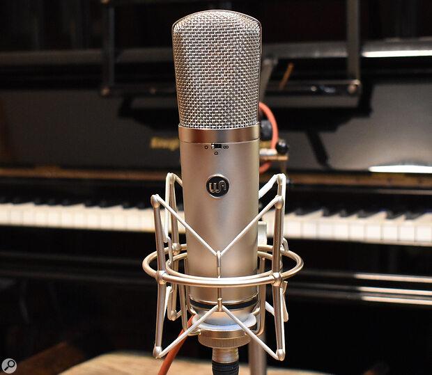 Warm Audio WA‑87 R2