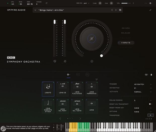 Spitfire Audio BBC SymphonyOrchestra