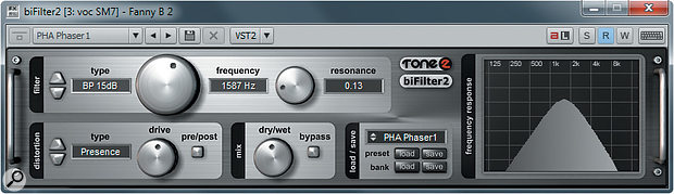 Tone2's BiFilter is an excellent emulation of an analogue filter.