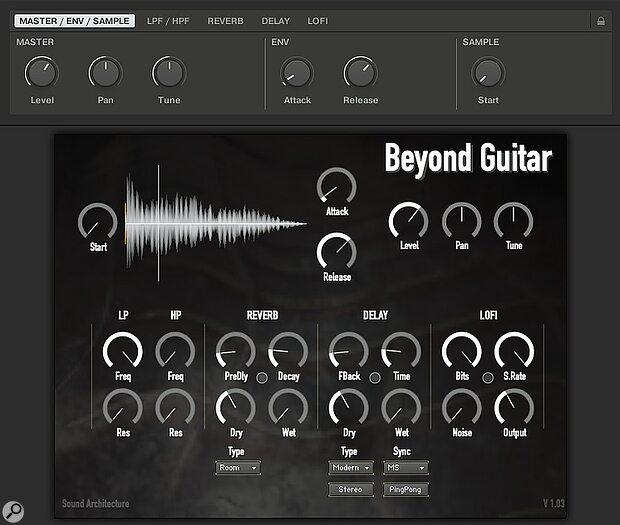 Sub51 Beyond Guitar