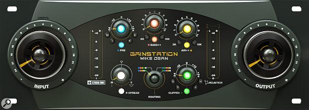Acustica Audio Gainstation