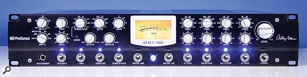 PreSonus ADL700 channel strip.