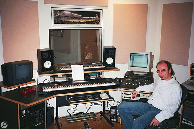 Paul Guzzone of Triple Z Music specialises in creating music for corporate events.