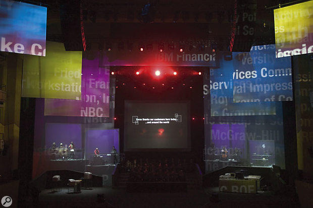Triple Z Music provided audio for this Xerox corporate presentation.