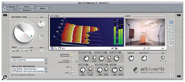 Audio Ease Altiverb 5
