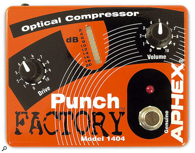Aphex Punch Factory