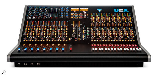 API's new, expanded modular Box console.