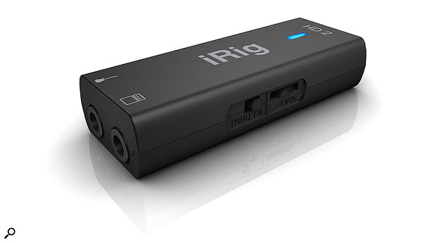 The iRig HD 2.