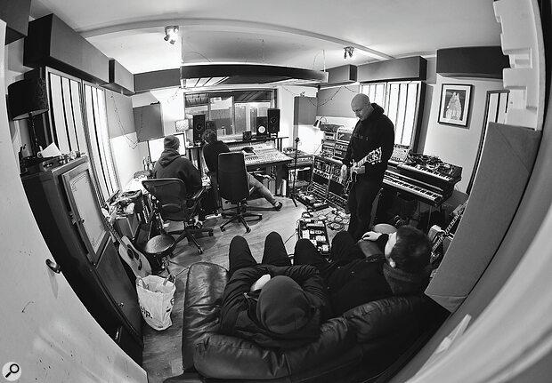 The Artist-Friendly Studio