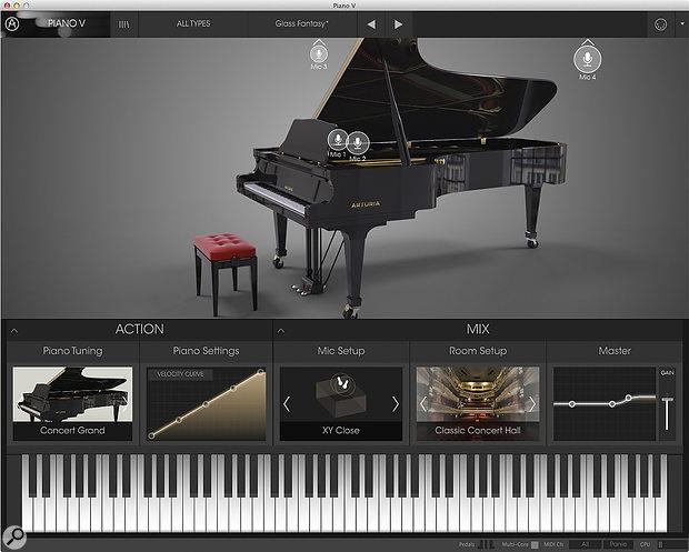 Piano V.