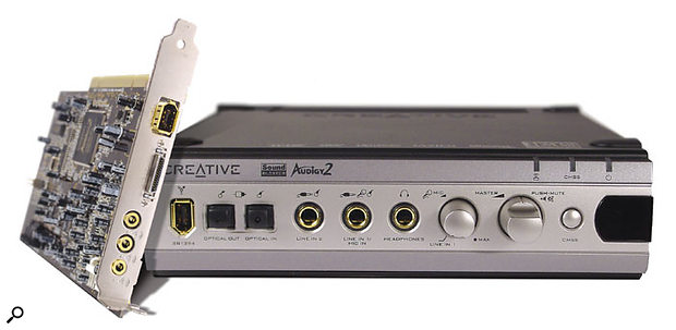 Creative Labs Audigy2ZS