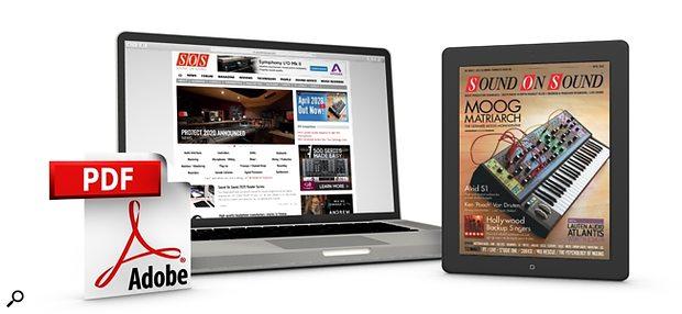 March 2020 Issue Digital Sub