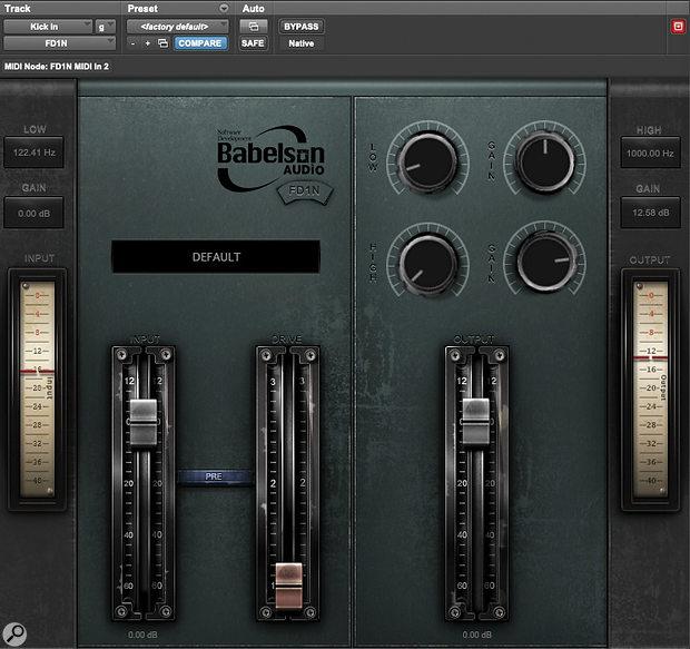 Babelson Audio FD Bundle