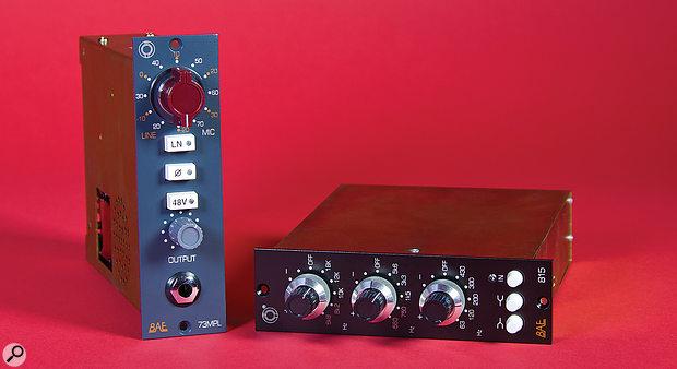 BAE 1073MPL & B15