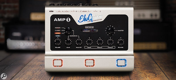 Other than the colour scheme, the top panel of the Amp1 Mercury (pictured) and Iridium Editions are the same — the differences lay on the inside.