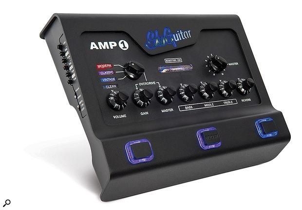 The Amp1 Iridium Edition.