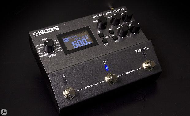 Boss RV‑500