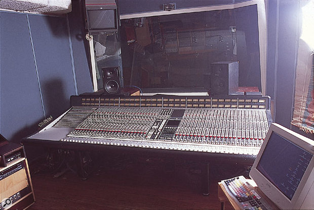 The 5.1 version of Reality was mixed on the SSL G-series desk in Looking Glass Studio A.