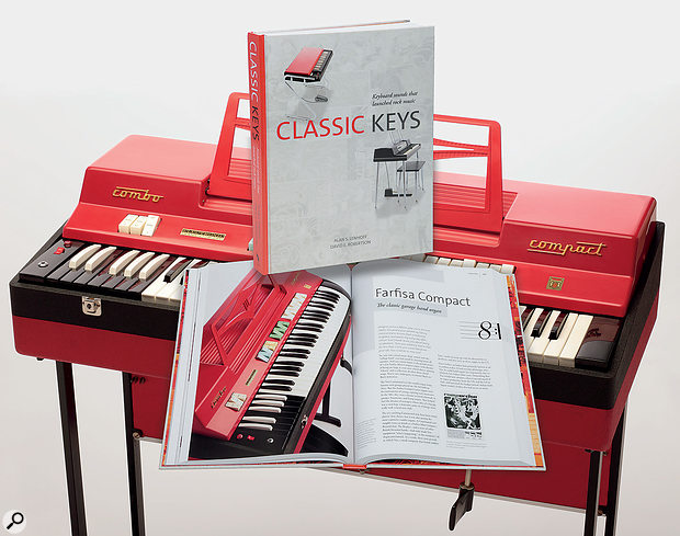 Book Review: Classic Keys: Keyboard Sounds That Launched Rock Music