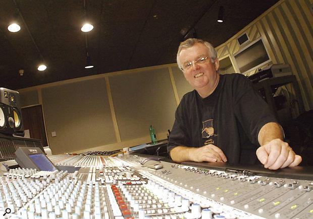 John Hudson and Mayfair Studios today.