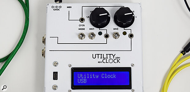 Utility Devices Clock