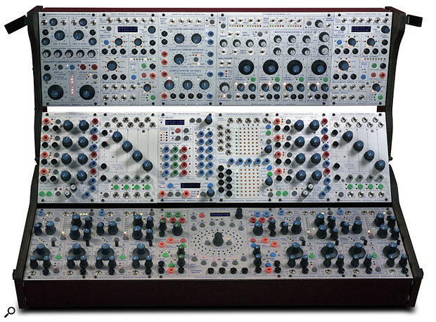 Crosstalk: Don Buchla replies...