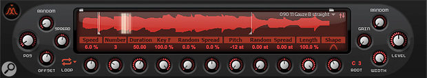 My Grain Oscillator configuration is complete: it's the core of a pad sound — but the filter, modulation and effects options can help to make this patch sound much less 'static'.