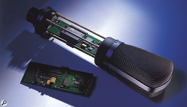 Beyer made the world's first 'digital' mic, the MDC100 (actually a digital/analogue hybrid) in 1998.