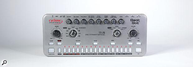 The TT-78 Beat Bot.