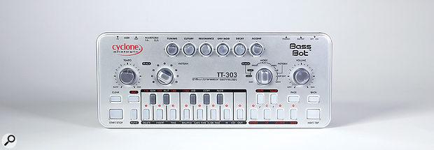 The TT-303 Bass Bot.