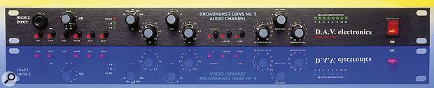 DAV Electronics BG5