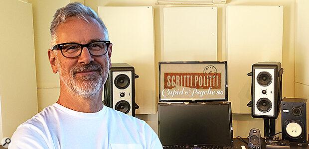 David Gamson of Scritti Politti