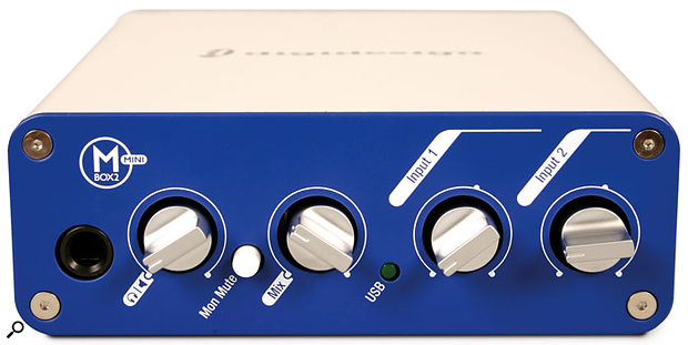 Digidesign M Box 2 Mini