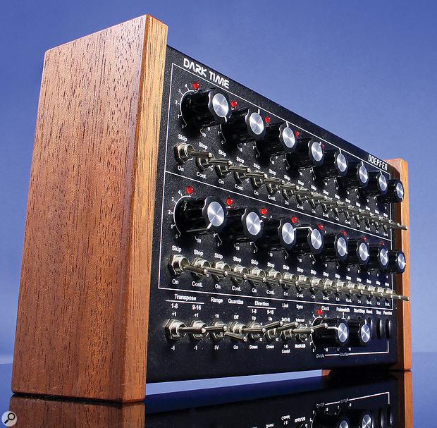 Doepfer Dark Time step sequencer.