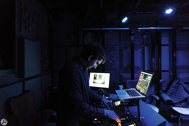 Dolby Product Manager Gabriel Cory puts the Atmos DJ software through its paces.