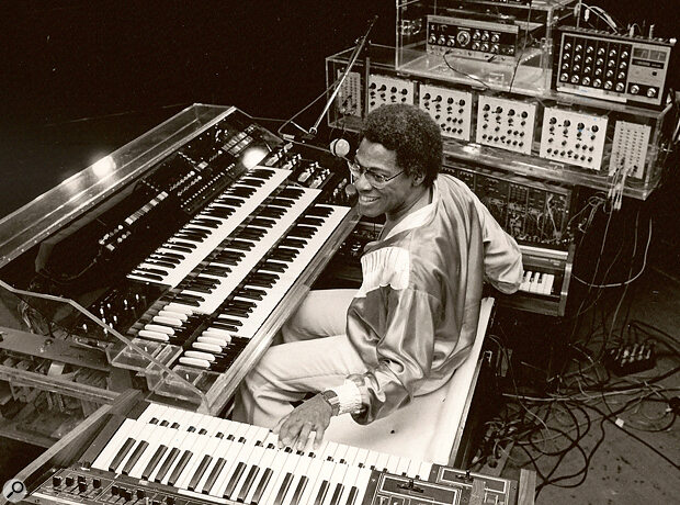 Don Lewis and his Live Electronic Orchestra.