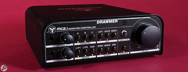Drawmer MC2.1 Monitor Controller.