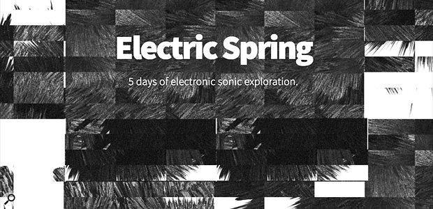 Electric Spring promo artwork.