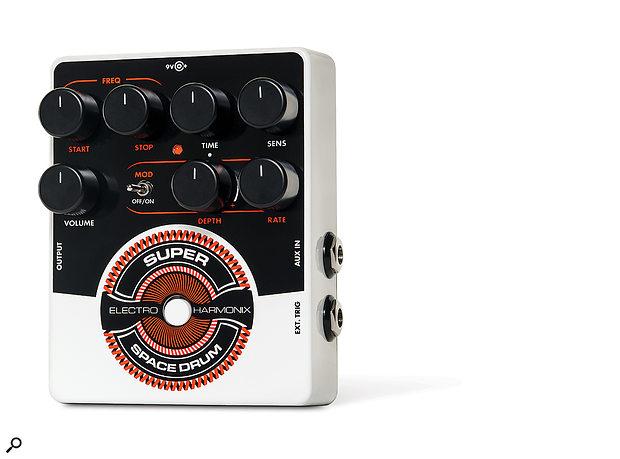 Electro-Harmonix Super Space Drum & Crash Pad