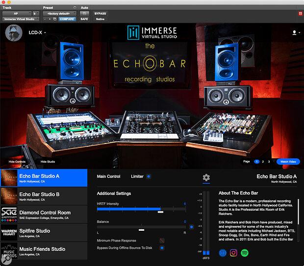 Embody Immerse Virtual Studio
