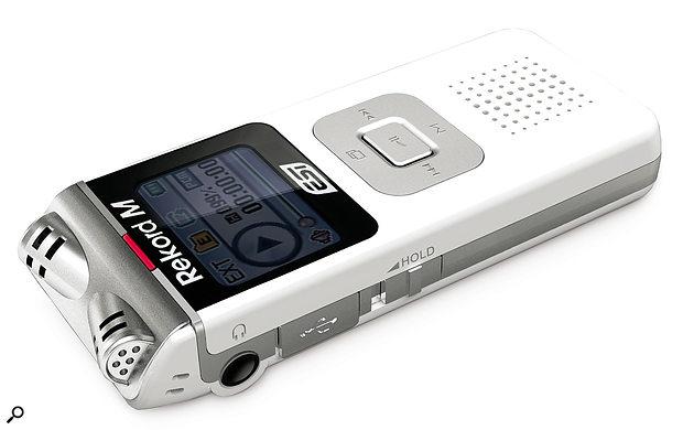 ESI Rekord M portable stereo recorder.